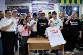 Dinsos Tangerang resmikan komunitas Tuman Jasa wadah kaum difabel berusaha