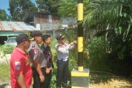Dishub operasikan portal di ruas jalan Munggu-Ngabang