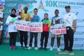 """Bupati Gorontalo: """"Gemilang Run"""" akan jadi kegiatan tahunan"""