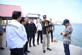 Plt Gubernur sidak Pelabuhan Ulhee Lheue