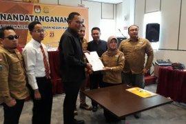 "KPU Kabupaten Kediri ""MoU"" dengan kejaksaan tangani sengketa pilkada"