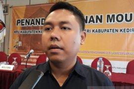 KPU Kediri: Tak ada calon perseorangan daftar