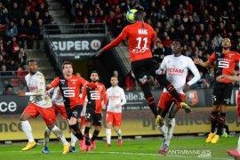 M'Baye Niang antar Rennes amankan posisi ketiga