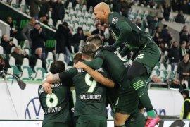 Wolfsburg memelihara asa ke Eropa selepas gasak Mainz 4-0