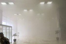 Gedung DPR RI terbakar, 6 Damkar dikerahkan
