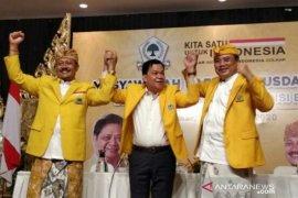Nyoman Sugawa Korry terpilih jadi Ketua Golkar Bali