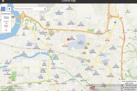 Bersepeda mengelak ranjau COVID-19 di Korea Selatan