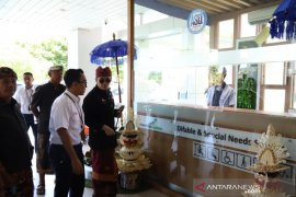 Anggota DPD apresiasi layanan Bandara Ngurah Rai