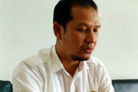 Sapan Maluluang Geyser in Solok Selatan designated as national-ranked geological heritage
