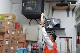 Pencuri gondol uang puluhan juta dari minimarket di Karawang