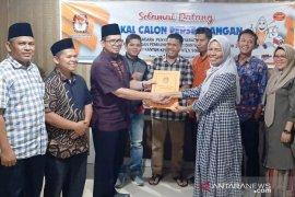 Pilkada Solok, berkas Hendra Saputra-Mahyuzil Rahmat dinyatakan diterima