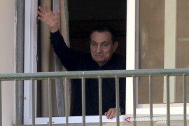 Sekjen PBB sampaikan belasungkawa atas kepergian Hosni Mubarak