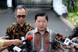 Menteri LH Korsel temui Jokowi ingin terlibat bangun ibu kota baru