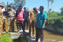 Banyak irigasi di Aceh Jaya bermasalah