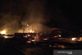 Rumah Sekdes ludes terbakar di Aceh Timur