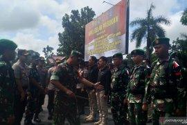 1.149 personel TNI-Polri amankan kunjungan Wapres Ma'ruf Amin ke Bangka Belitung