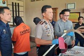 Polresta Jambi bekuk dua pelajar diduga pelaku pembunuhan