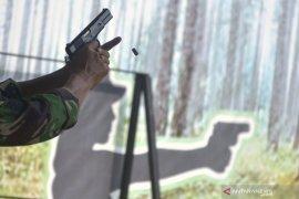 Lanud I Gusti Ngurah Rai latih kemampuan prajurit dalam menembak