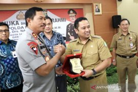 Wali Kota Tangerang serahkan dana hibah Rp50 miliar untuk pembangunan Polres