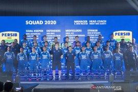 Peluncuran tim Persib Bandung 2020