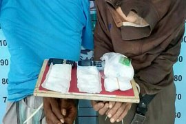Dua pria pengedar sabu di Aceh Utara diringkus polisi