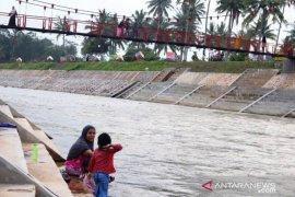 Dapatkan anggaran Kementerian PUPR, penataan kawasan Batang Agam dilanjutkan