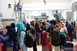 Tiket KA Lebaran tujuan Daop Madiun terjual lebih 70 persen