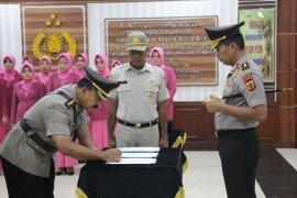 Tujuh kapolres dan dua pejabat utama Polda Aceh diganti