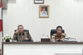 "Kementerian Kominfo evaluasi progress  ""Smart City"" Kota Jambi"