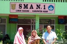 Dua SMA di Agam dapat program pertanian masuk sekolah dari Kementan