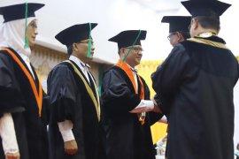Rektor: Fakultas Teknik miliki guru besar terbanyak di Unsyiah