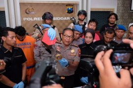 Pelaku pembunuhan perempuan paruh baya di Sidoarjo ditangkap, ternyata menantu sendiri