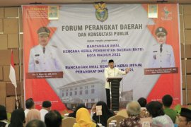 RKPD tahun 2021 Kota Madiun dorong pertumbuhan ekonomi kreatif