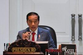 Presiden Jokowi hargai keputusan Arab Saudi tangguhkan layanan umrah demi cegah COVID-19