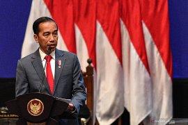 Presiden Jokowi apresiasi reformasi sistem peradilan di MA