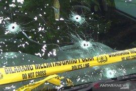 Polrestabes Surabaya tembak mati tiga bandit spesialis curanmor
