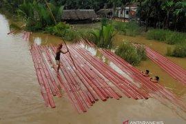 Penyaluran listrik di 19 desa di Tanjabbar ditargetkan rampung Mei 2020