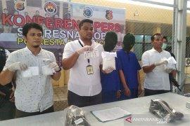 Polresta Banda Aceh kembali tangkap DPO narkoba