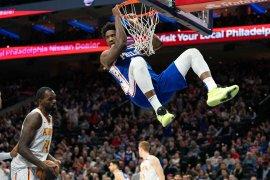 Pemain NBA didenda 25 ribu dolar karena cabul