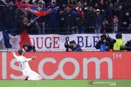 Lyon tekuk Juventus 1-0 leg pertama 16 besar Liga Champions