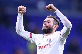 Lucas Tousart senang telah bahagiakan  pendukung Lyon