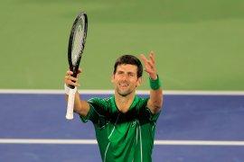 Djokovic kedelapan besar Dubai