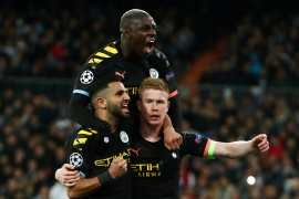 Liga Champion, City catat kemenangan penting 2-1 di kandang Madrid