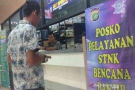 Korban banjir Bekasi diberi kemudahan urus surat kendaraan di Samsat