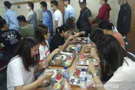 Jokowi terus pantau evakuasi 188 WNI dari kapal pesiar World Dream