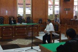 Kepala Dinas PU Kota Medan divonis dua tahun