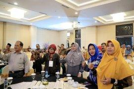 Zulakhah Wardan apresiasi pelaksanaan Rakernis Sahlikada di Balikpapan