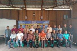 Koramil 1204/07 Tayan gelar sosialisasi Desa Mandiri Menuju Langit Biru