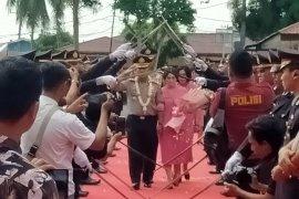 Kapolres Asahan yang baru AKBP Nugroho Dwi Karyanto