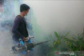 Dinkes Pontianak lakukan fogging di lokasi temuan DBD